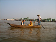 On the Mekongdelta